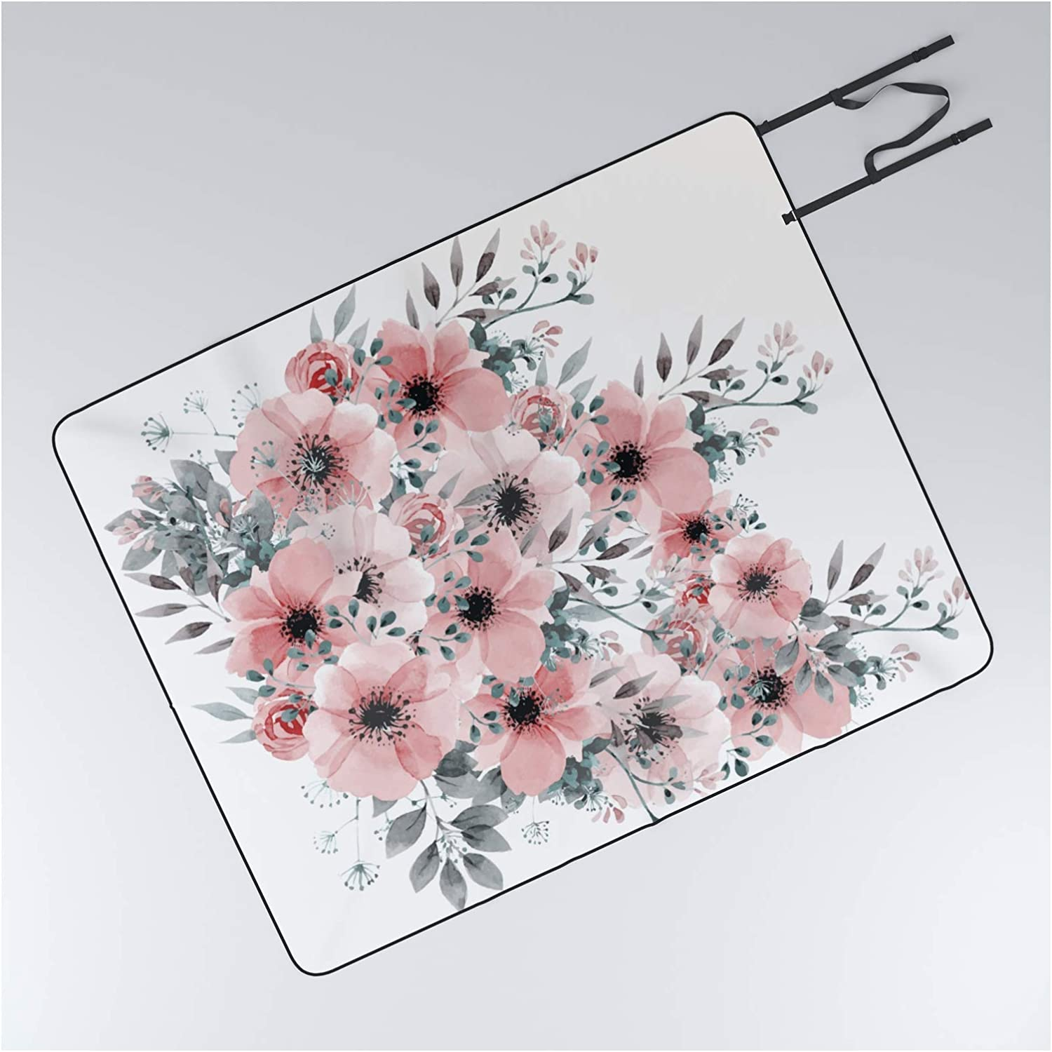Society6 Max Ultra-Cheap Deals 72% OFF Watercolor Flower Blush Pink Prints b Gray Floral and