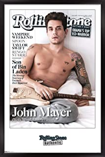 Trends International Rolling Stone Magazine - John Mayer 10 Wall Poster, 14.725