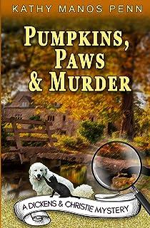 Pumpkins, Paws and Murder