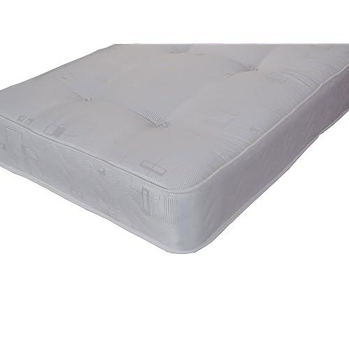 single 3ft mattress 90 x 190 (cm) Harmony deep hand tufted luxury mattress FBR1347