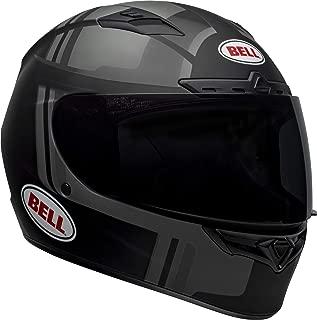 Bell Qualifier DLX MIPS Full-Face Motorcycle Helmet (Torque Matte Black/Gray, Medium)