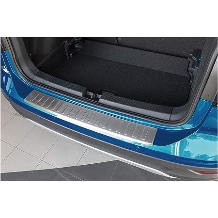 Tuning Art L373 Edelstahl Ladekantenschutz Für Vw T Cross C1 2018 5 Jahre Garantie Farbe Silber Auto