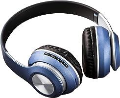 Polosmart FS19 Kulak Üstü Kablosuz Kulaklık, Mavi