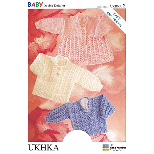 365492d91d4f Easy Baby Knitting Patterns  Amazon.co.uk