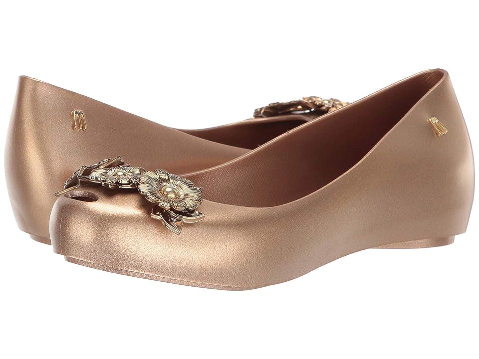 Melissa Shoes Ulightragirl Flower Chrome Me AD (White Mulighti) Women