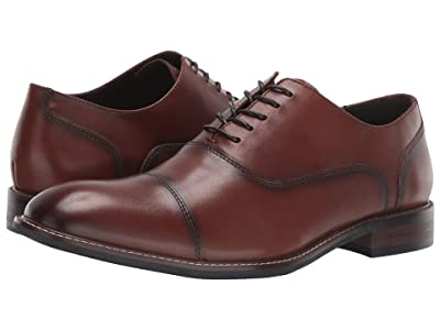Kenneth Cole Reaction Hammond Lace-Up (Cognac) Men