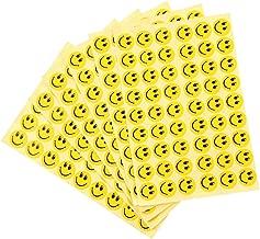 TOOGOO(R) 324 pz stickers con viso sorridente premio bambino per insegnamento e feste