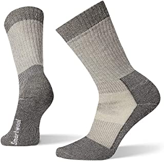 Smartwool Work Crew Socks - Men's Medium Cushioned Wool Performance Sock