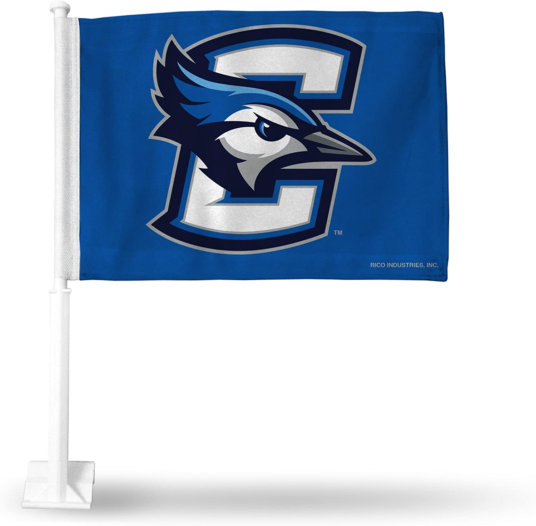 Rico Industries NCAA Unisex Car Flag Including Pole