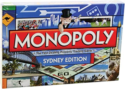 Monopoly Sydney Monopoly Board Game
