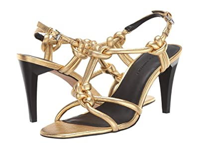 Rebecca Minkoff Laciann (Gold Leather) Women