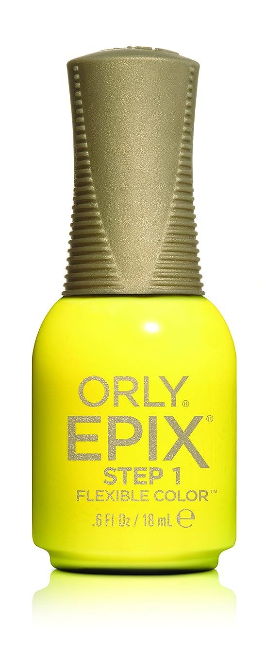 非常に怒っていますシード宿るOrly Epix Flexible Color Lacquer - Road Trippin - 0.6oz / 18ml