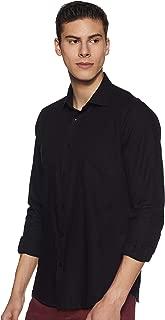 Easies by Killer Men's Solid Slim fit Casual Shirt