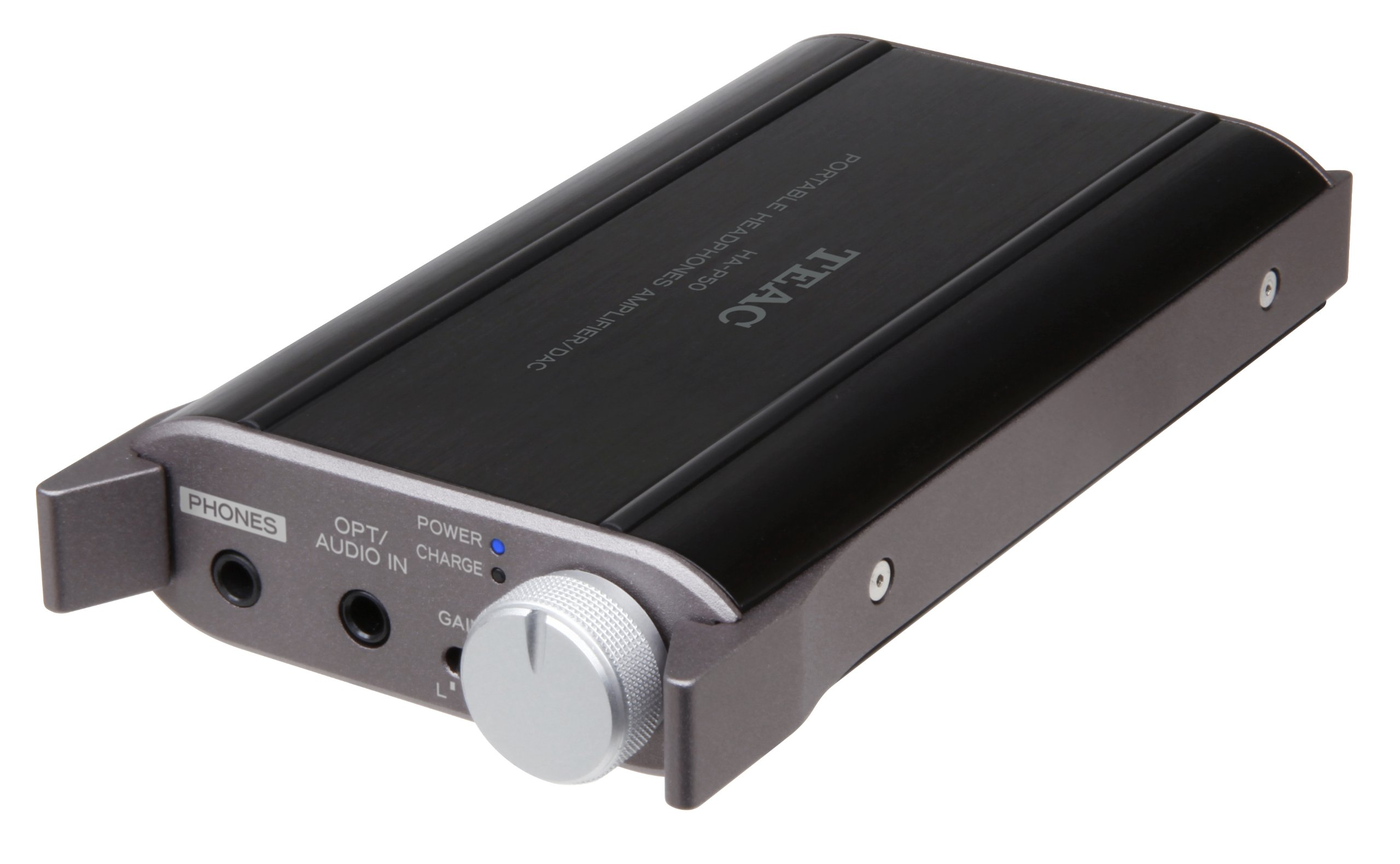TEAC HA-P50-B - Amplificador para auriculares (USB, DAC), color ...