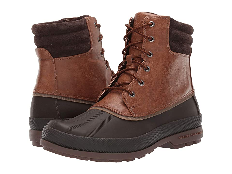 Sperry Cold Bay Boot (Tan/Brown) Men