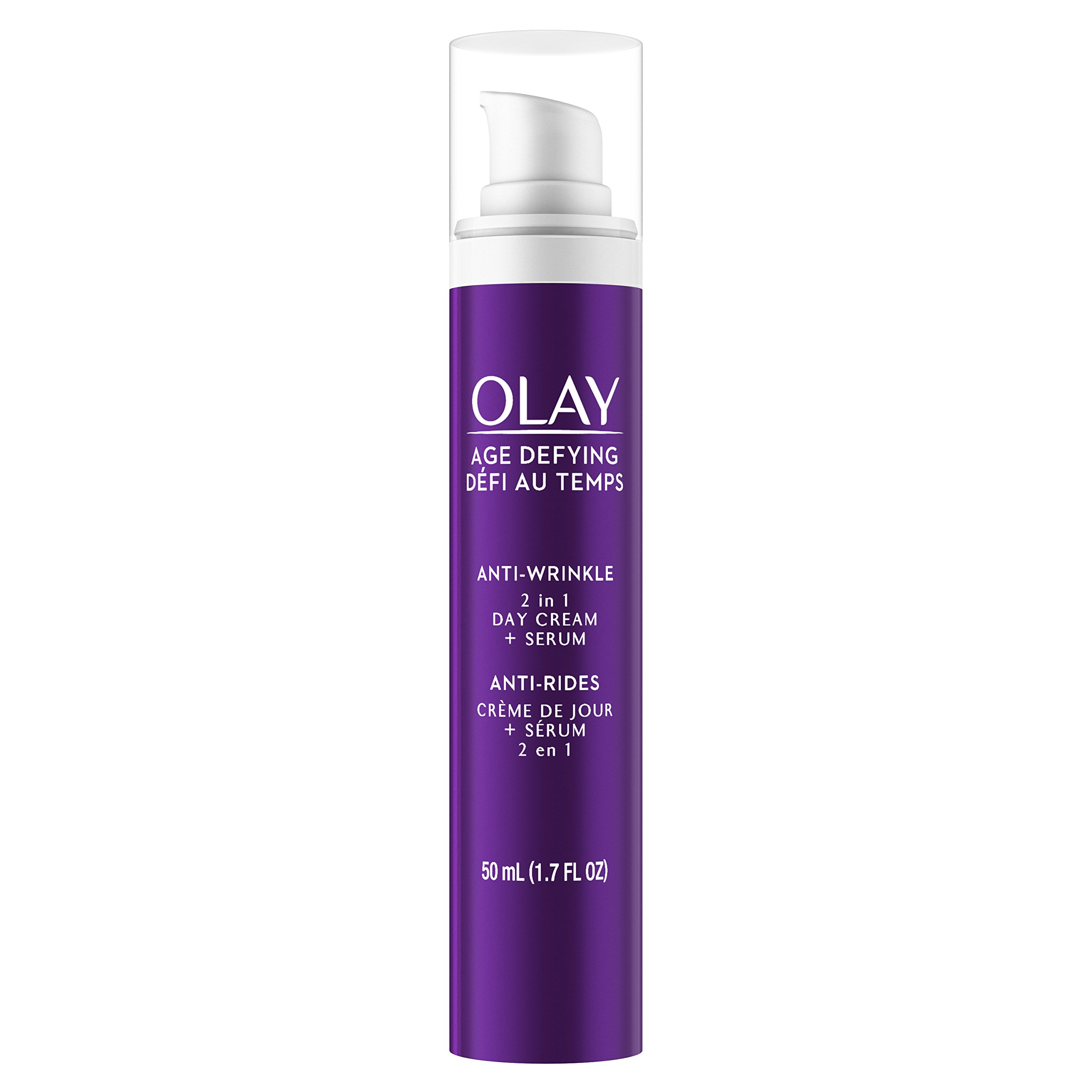 Olay Defying Anti Wrinkle Cream Serum