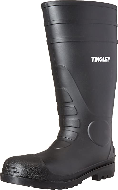 Tingley 31151 Economy SZ11 Kneed Boot For Agriculture 15 Inch Black