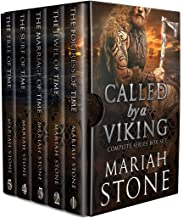 Called by a Viking series Box Set: Five steamy Time Travel Romances