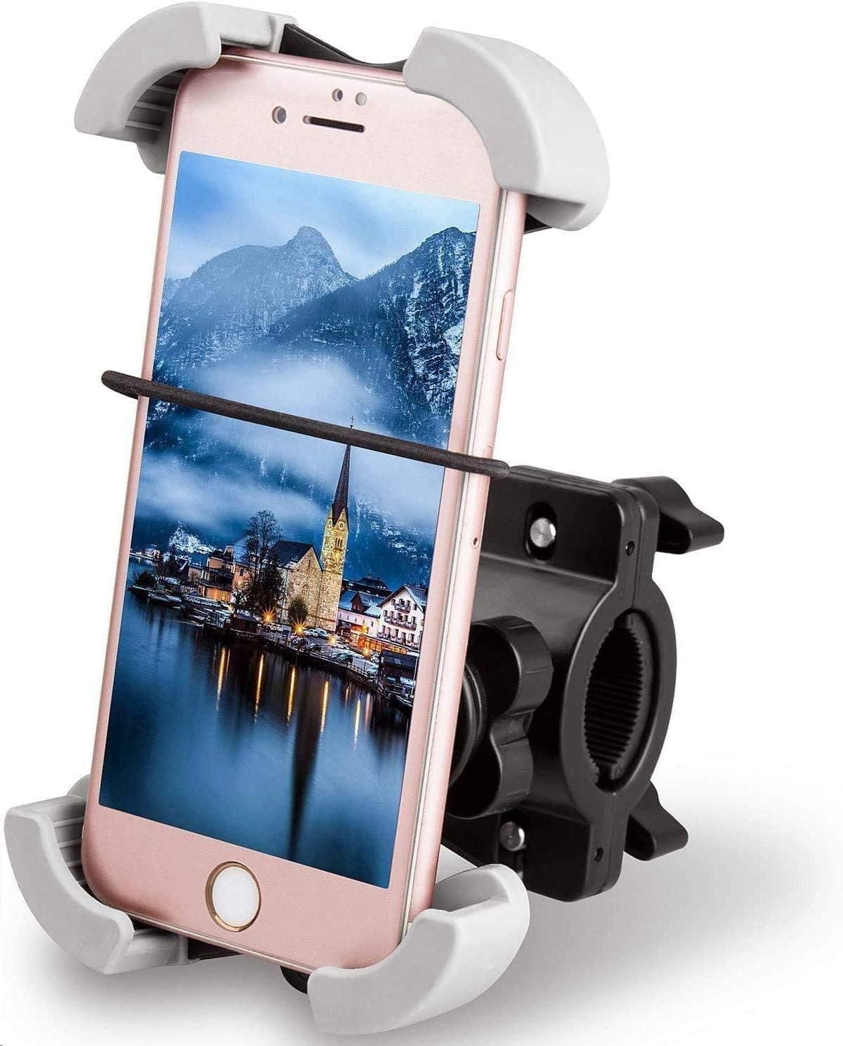 Quntis Bike Phone Mount Adjustable Max 82% OFF Max 44% OFF Motorcycle Rotation 360°