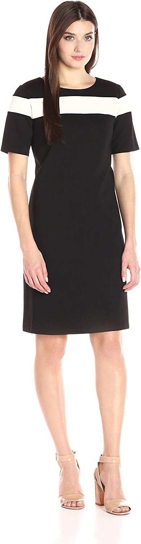 Pendleton Womens colorblock Dress Dress
