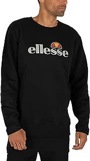 Ellesse Men's Leeti Sweatshirt, Black