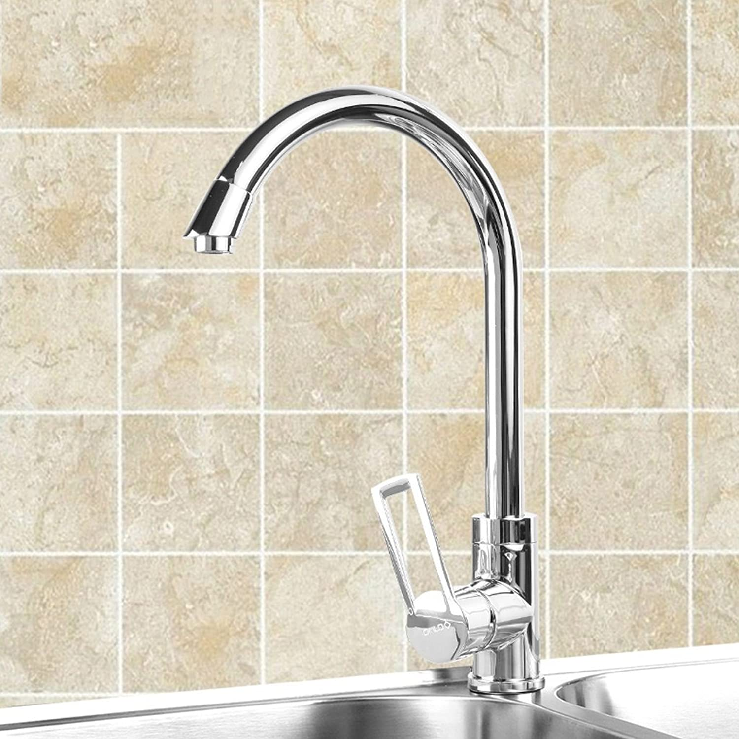 Sun LL Kitchen Faucets Hot And Cold Sink Faucet Vegetable Pots Copper Kitchen Faucet 360 Degree redation