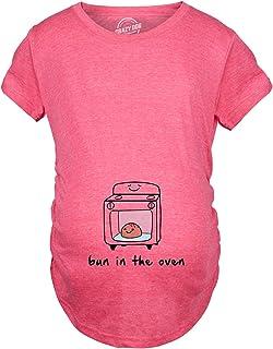 44ed5af72 Amazon.com: pregnancy announcement - XXL / Tops & Tees / Maternity ...