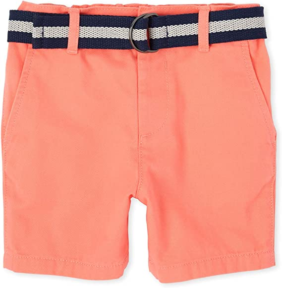 The Childrens Place Baby Boys Chino Shorts