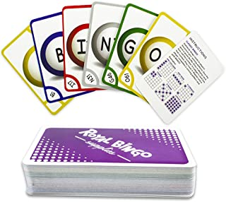 Royal Bingo Supplies Jumbo 5.25