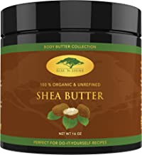 shea butter for face before and after
