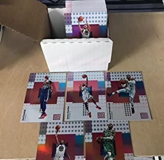 2017-18 Panini Status Complete Hand Collated Base Set of Basketball Cards 100 Cards NO ROOKIES (Includes Giannis Antetokounmpo, Stephen Curry, Kevin Durant, LeBron James, Anthony Davis, Ben Simmons, Kyrie Irving, Chris Paul, Joel Embiid, Russell Westbrook, Dirk Nowitzki, Dwyane Wade, Kawhi Leonard, James Harden, , Draymond Green, Devin Booker and Many More)