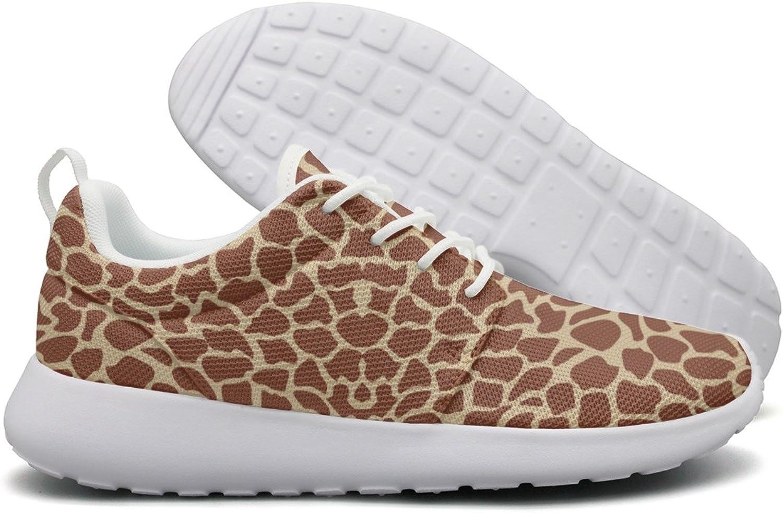 ERSER Digital Giraffe Skin Power Womens Running shoes