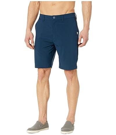Quiksilver Union Amphibian 20 Shorts (Navy Blazer) Men