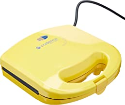 Sanduicheira Minigrill Cadence Colors Amarela Cadence Amarelo 110v