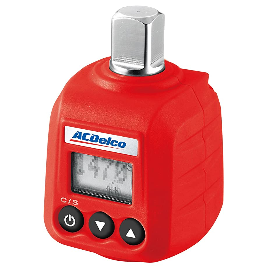 """ACDelco ARM602-4 1/2"""" Digital Torque Adapter (4-147.6 ft-lbs) with Audible Alert"""