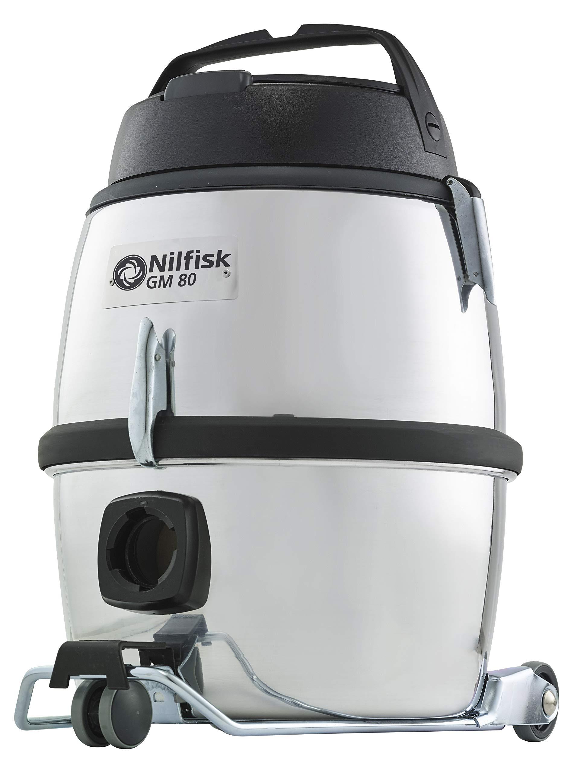 NILFISK GM80 Aspirador icónico de Trineo con o sin Bolsa GM 80 ...
