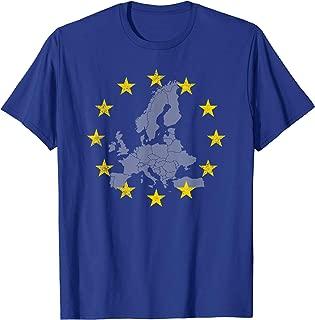European Union flag gift T-Shirt