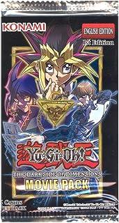 Konami YuGiOh Dark Side of Dimensions Movie Booster Pack