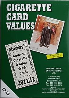 Cigarette Card Values 2011 12