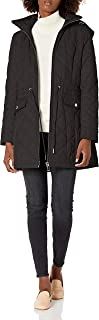 womens Womens Quilted Jacket With Hood