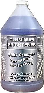 Aluminum Cleaner & Brightener & Restorer-1 Gallon (128 oz.)