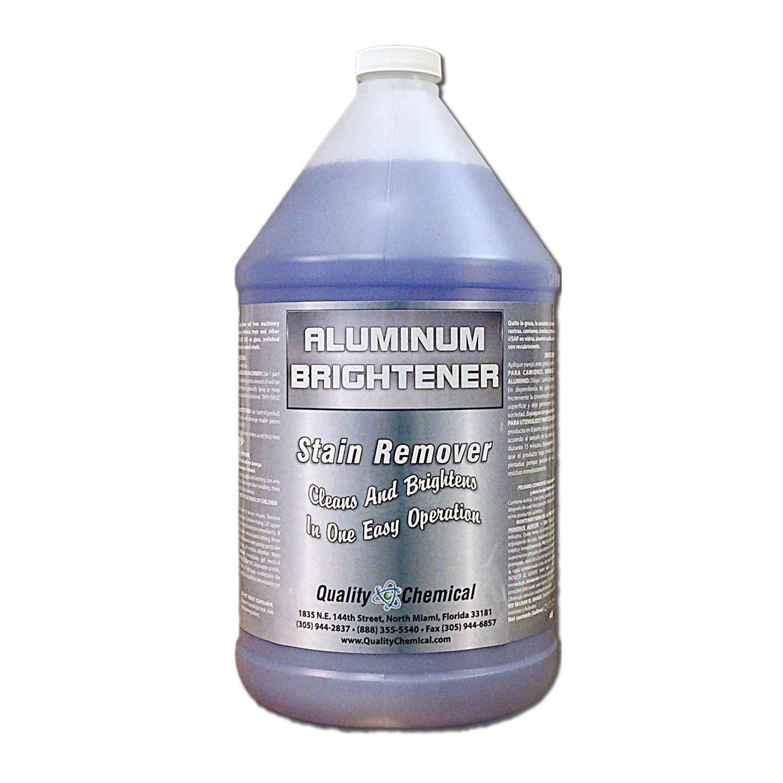 Aluminum Cleaner Brightener Restorer 1 gallon