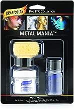 Graftobian Metal Mania Kit - Silver 1 Ounce