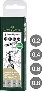 Faber Castell 167004 - Estuche con 4 rotuladores