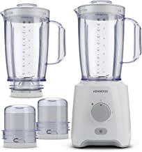 Kenwood Blender, 650W, 2L Capacity, 3 Speeds - OWBLP406WH