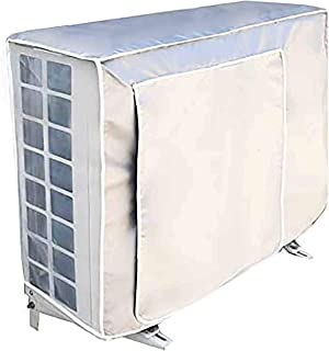 Faviye - Cubierta exterior de aire acondicionado antipolvo antiniebla impermeable funda climatizadora exterior, # 3P-92 * 35 * 69cm