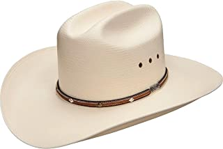 Stetson Men's Angus 10X Shantung Straw Cowboy Hat