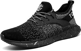 AONETIGER Chaussures de Sport Running Homme Femme Basket Légères Course Trail Shoes Gym Mode Fitness Sneakers Respirante