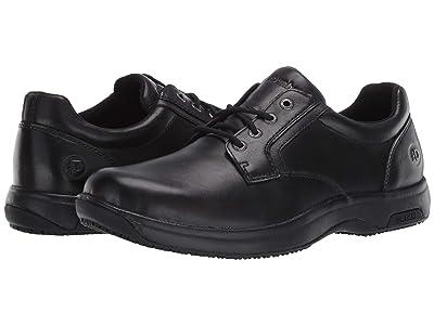 Dunham 8000 Service Plaintoe (Black) Men