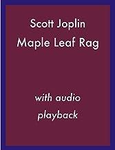Maple Leaf Rag: with audio playback (English Edition)